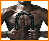 Пружинный тренажер для мышц рук Power Gym 40 кг