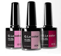 Гель-лаки G.La Color 10ml