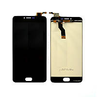 Дисплей (Lcd) Meizu M3 Note (I681H) black +touchscreen