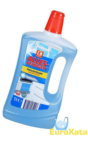 Универсальное моющие и чистящие средство K-Classic Allesreiniger Frischetraum