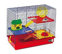 Клетка Pet Inn Astro 4 для мелких грызунов, 57х30х46 см