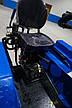 Мототрактор LIDER-LUX 150 с регулировкой передней колеи, фото 2