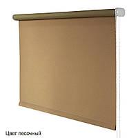 Рулонные шторы / тканевые ролеты блэкаут 43/170, фото 1