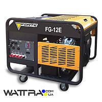 Электрогенератор бензиновый FORTE FG 12E (8.5квт) (Форте) 1ф