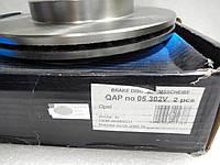 "Диск тормозной передний Lanos 13"" QAP 05-302(90121445)"