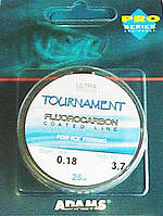 Леска Tournament Flurocarbon (флюорокарбон) 0,08;0,16;0,18  мм.