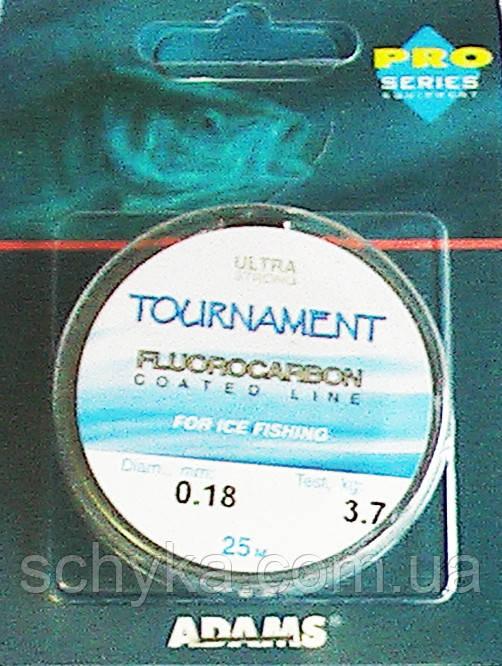 "Леска Tournament Flurocarbon (флюорокарбон) 0,08;0,16;0,18  мм. - Компания ""Щука и Карась"" в Киеве"