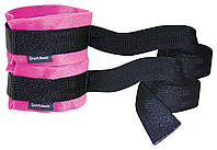 Розовые наручники для секса Sportsheets