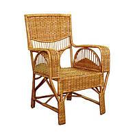 Кресло «Юбилейное» из лозы.