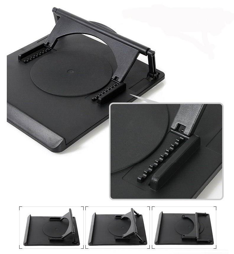 Вращающаяся подставка для ноутбука Notebook Holder (Холдер)