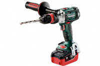 Metabo SB 18 LTX Quick (+Impuls режим) Аку. Ударний дриль-шуруповерт 18В, 2xLiHD 5,5Аг, ASC 30-36V, артикул 60