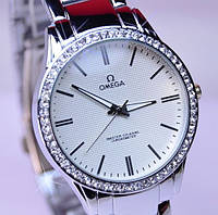 Женские наручные часы Omega Co-Axail Cronometer Silver O6236