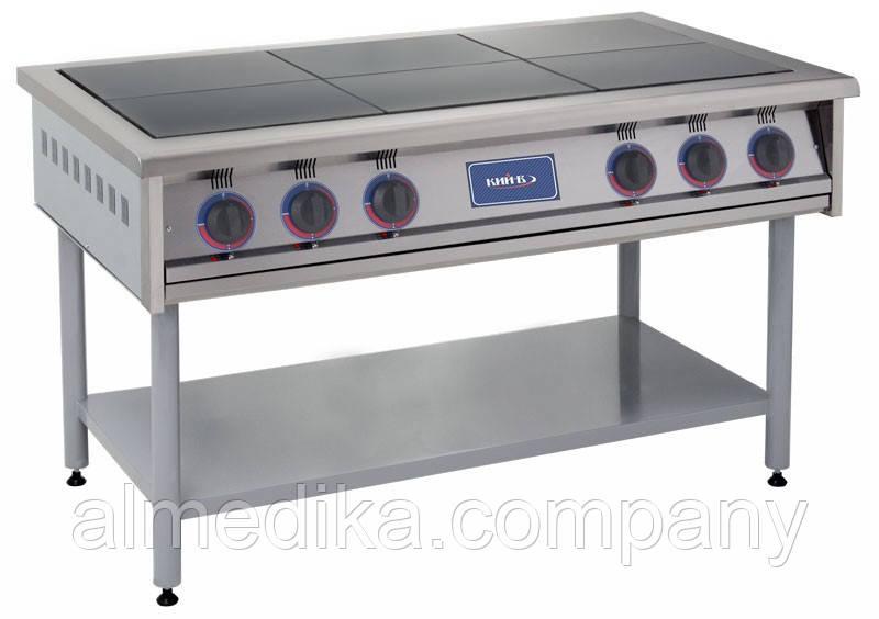 Плита электрическая промышленная ПЕ-6