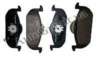 Колодки тормозные передние 350 PREMIUM, MORRIS GARAGES, 10025315