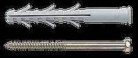 Дюбель APS-H с шурупом (Е) 8х60 нейлон