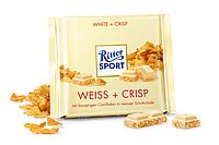 Шоколад Ritter Sport Weiss+Crisp 250 г. Германия!