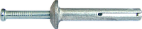 Дюбель ETCD с гвоздем 6х65