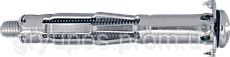 Дюбель ETPV MOLLY 5x65/14-32
