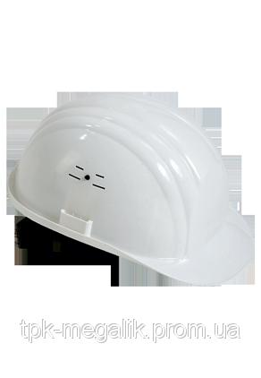 Каска белая(руководители) Mastertool (81-1000), фото 2