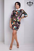 Стильное женское платье Пэрис Luzana 42-50 размеры
