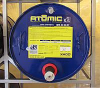 XADO (ХАДО) Atomic Pro-Industry 10W-40 SL/CF моторное масло полусинтетика - на разлив, на розлив