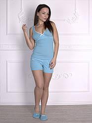 Комплект Laguna,пижама голубого цвета 349.