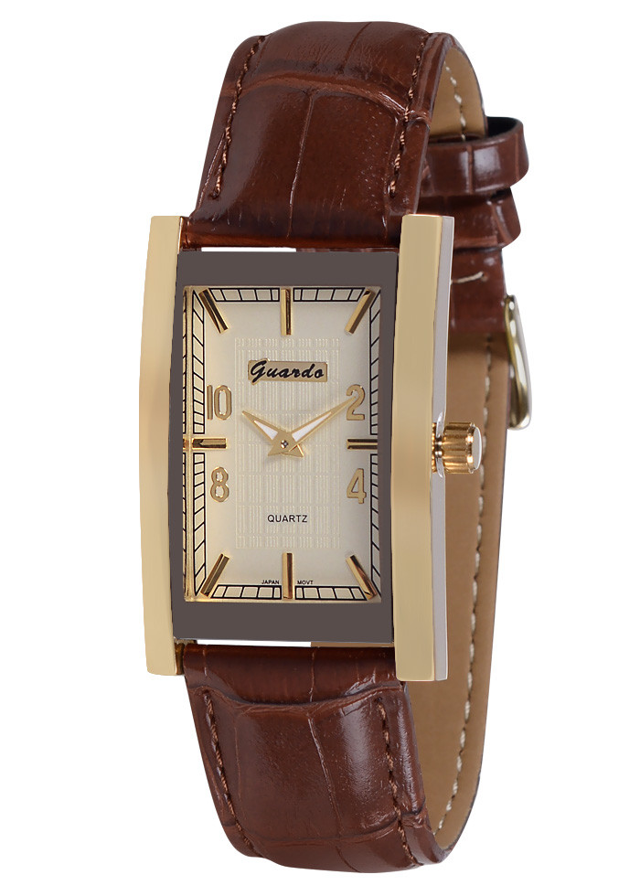 Женские наручные часы Guardo 07511 GWBr