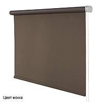 Рулонная штора / тканевая ролета блэкаут (blackout) 57/170 см