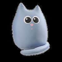 Мягкая игрушка-антистресс «Кот-Дымок»