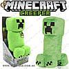 """Плюшевый Крипер из Minecraft - """"Creeper Box"""" - 38 см. + оригинальная упаковка"""