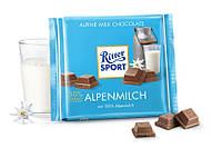 Шоколад Ritter Sport Alpenmilch 250 г. Германия!