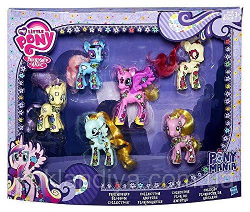 Эксклюзивный набор Пони мания My Little Pony с принцессой Каденс