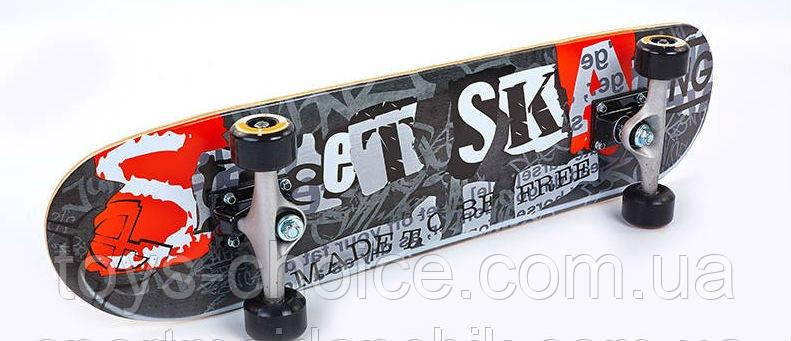Скейтборд Radius 211А