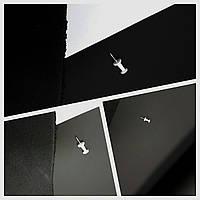 Cпил покрывной Волынь черный матовый 1,8-2,0 мм
