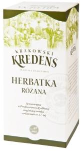 Чай с шиповником Krakowski Kredens – 70г