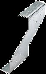 Підтрим.пластина Гербера 154x72x35 комл.