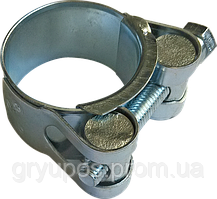 Силовий хомут 52-55 W1 сталь цб
