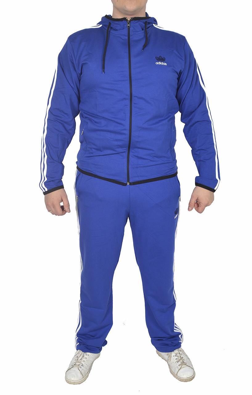 cac5ca2ce88467 Чоловічий трикотажний спортивний костюм в стилі Adidas - Камала в  Хмельницком