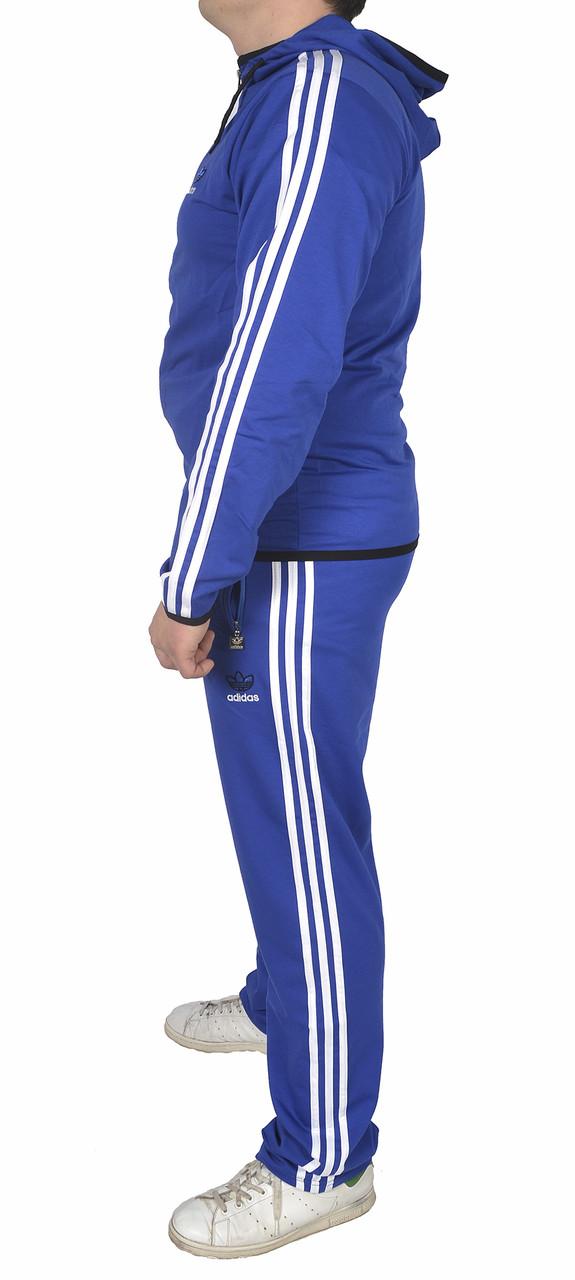 b26b45bcb042e3 Чоловічий трикотажний спортивний костюм в стилі Adidas, цена 855 грн.,  купить в Хмельницком — Prom.ua (ID#515545472)
