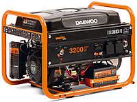 Бензо-Газовый генератор Daewoo GDA 3500DFE