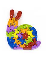 """Пазл 3D Viga Toys """"Улитка"""" (55252VG)"""