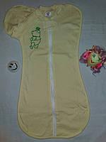Европеленка или пеленка-кокон для новорожденных