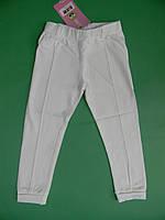 Лосины - брюки со стрелкой, р.3 (молочный)
