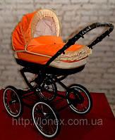 Универсальная коляска 2 в 1 Lonex Kasia Stily