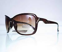 Красивые женские очки от солнца в деловом стиле