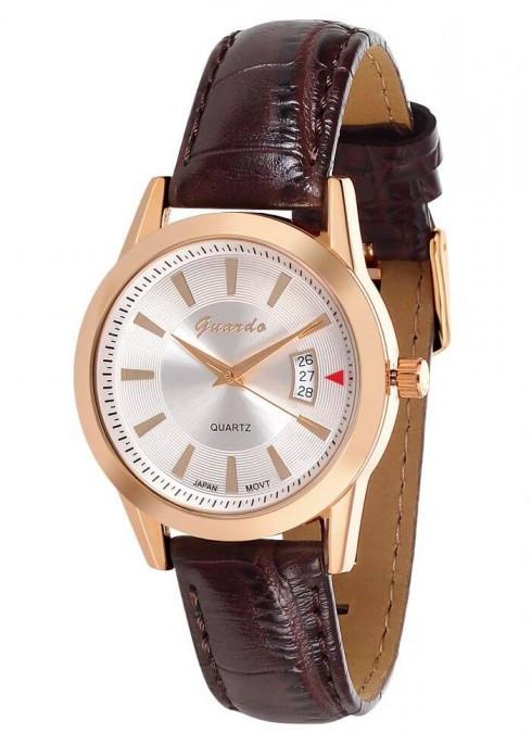 Женские наручные часы Guardo 08731 RgWBr