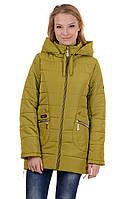 Женская удлиненная куртка Алиса