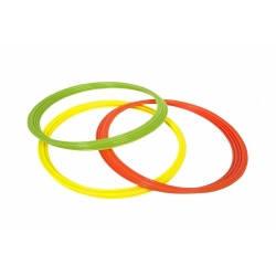 Кольца для координации SELECT COORDINATION RINGS (341) желт/зел/оранж, 12 шт, фото 2