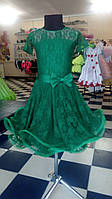 Рейтинговое платье (бейсик) Модель №012