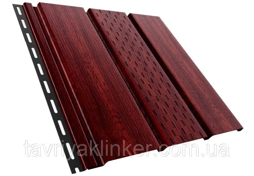 Панель ASKO красное дерево перфорованная/неперфорированная